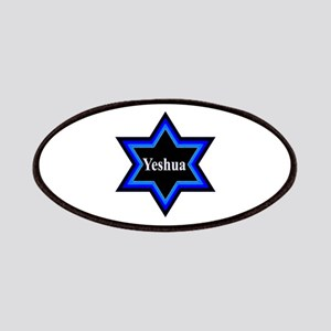 Yeshua Star of David Patch