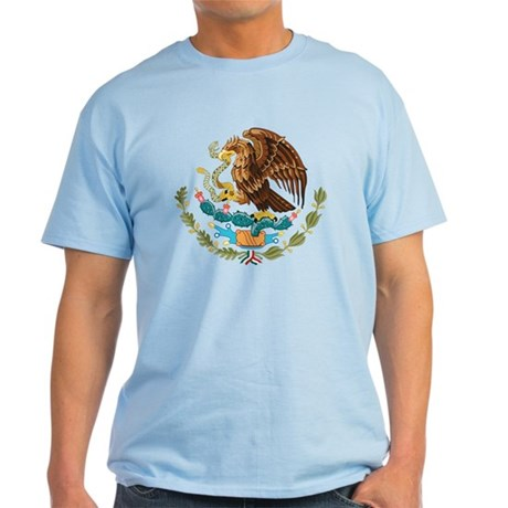 Mexico Coat of Arms Light T-Shirt