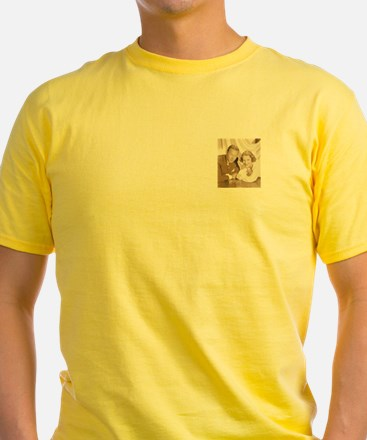 Yellow Fred and Portland T-Shirt