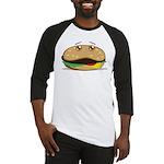Hamburger Baseball Jersey