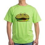 Hamburger Green T-Shirt
