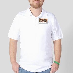 Jim Beau Reinhardt poster #6 Golf Shirt