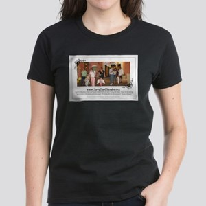 Jim Beau Reinhardt poster #6 Women's Dark T-Shirt