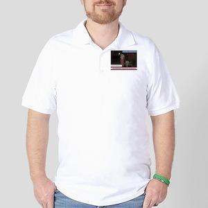 Jim Beau Reinhardt poster #8 Golf Shirt