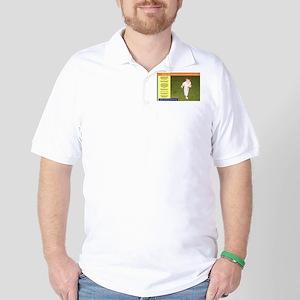 Jim Beau Reinhardt poster #9 Golf Shirt