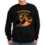 Judge'em Sweatshirt (dark)