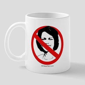 No Condoleezza Rice -  Mug