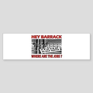 VOTE HIM OUT ! - Sticker (Bumper)