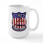 USS DANIEL BOONE Large Mug
