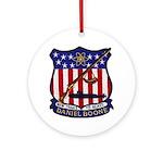 USS DANIEL BOONE Ornament (Round)