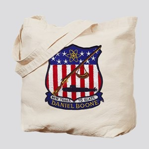 USS DANIEL BOONE Tote Bag