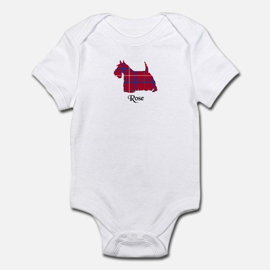 Terrier - Rose Infant Bodysuit