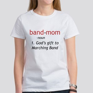 Definition of a Band Mom Women's T-Shirt