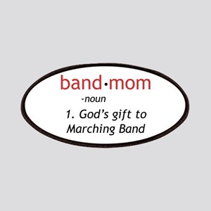 Definition of a Band Mom Patches