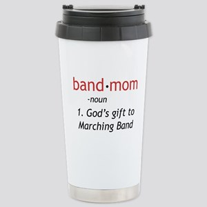 Definition of a Band Mom Stainless Steel Travel Mu