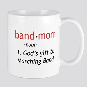Definition of a Band Mom Mug