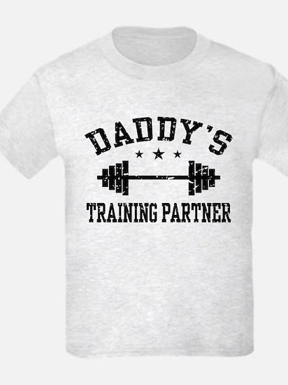Daddy's Training Partner T-Shirt