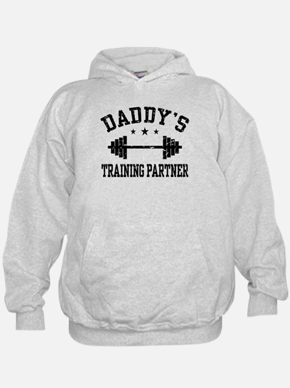 Daddy's Training Partner Hoodie