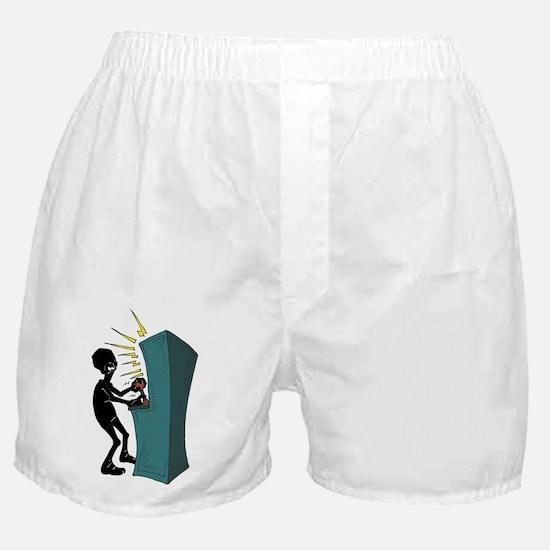 Cool Joystick Boxer Shorts