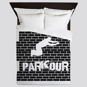 Parkour Queen Duvet