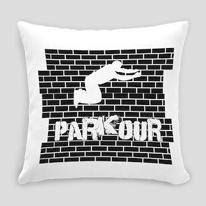 Parkour Everyday Pillow