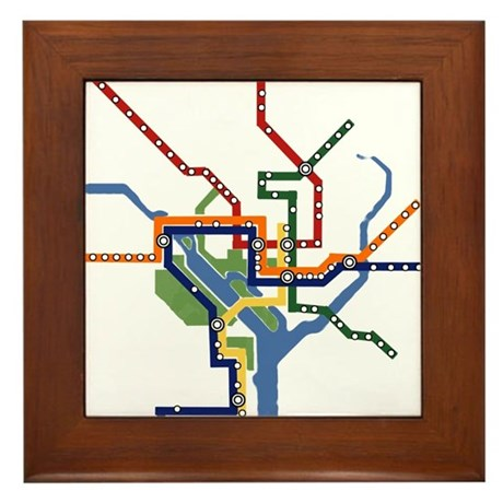 All Designs on All Products Framed Tile