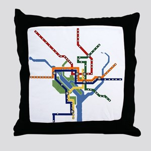 All Designs on All Products Throw Pillow