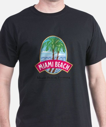 Classic Miami Beach - T-Shirt