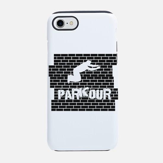 Parkour iPhone 7 Tough Case
