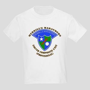 SOF - Merrills Marauders Kids Light T-Shirt
