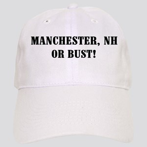 Manchester or Bust! Cap