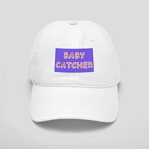 Baby catcher midwife gift Cap