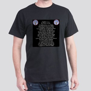 Caylee's Law All 50 States Dark T-Shirt