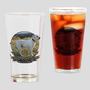 Labradors Pint Glass