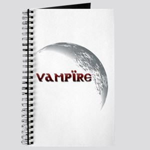 Vampire Moon Journal