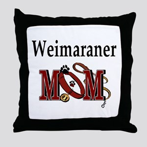 Weimaraner Throw Pillow