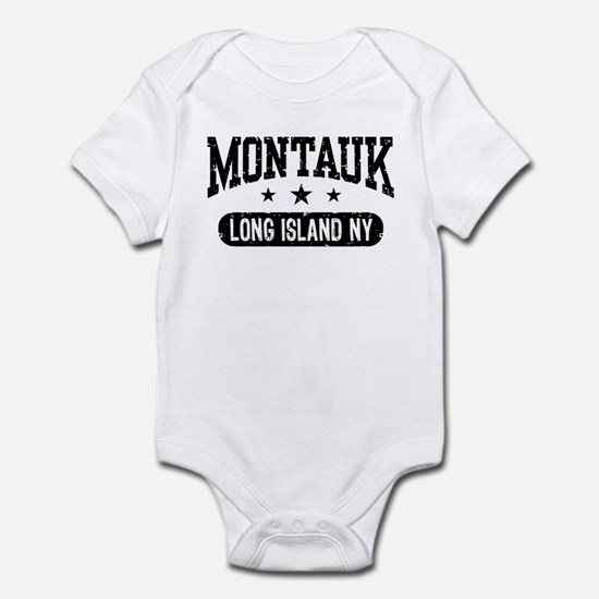 Montauk Long Island NY Infant Bodysuit