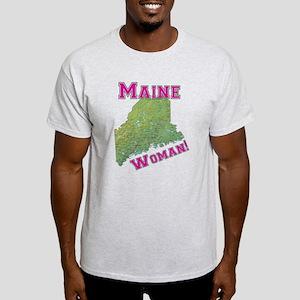 Maine Woman Light T-Shirt