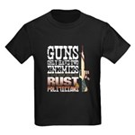 GUNS Kids Dark T-Shirt