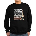 GUNS Sweatshirt (dark)