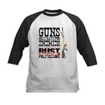 GUNS Kids Baseball Jersey