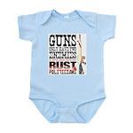 GUNS Infant Bodysuit