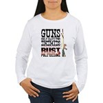 GUNS Women's Long Sleeve T-Shirt