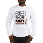 GUNS Long Sleeve T-Shirt