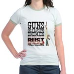 GUNS Jr. Ringer T-Shirt