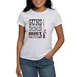 GUNS Women's T-Shirt