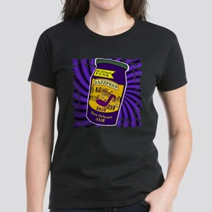 Jazz Fest Jam Women's Dark T-Shirt