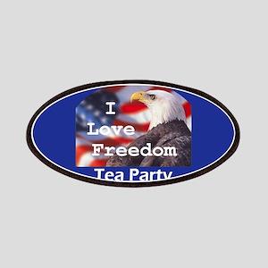 TEA PARTY Patches