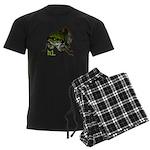 Cicada hi. Men's Dark Pajamas