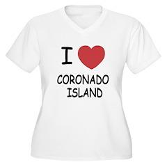 I heart coronado island T-Shirt